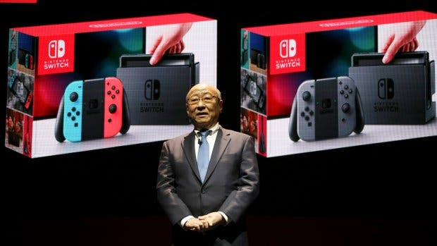 Nintendo descarta una revisión de Nintendo Switch por el momento, pero está interesada en periféricos