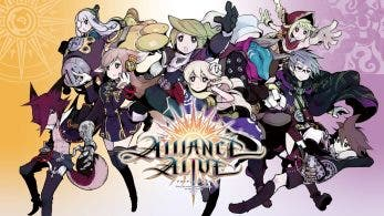 Se anuncia The Alliance Alive HD Remaster para Nintendo Switch