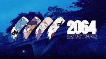2064: Read Only Memories confirma su lanzamiento en Nintendo Switch