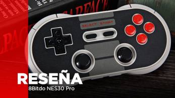 [Reseña] 8Bitdo NES30 Pro