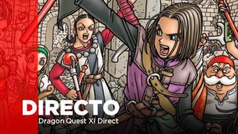 [Act.] Presentación completa del Dragon Quest XI Direct en diferido
