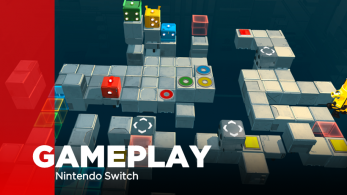 [Gameplay] Jugamos a Death Squared para Nintendo Switch