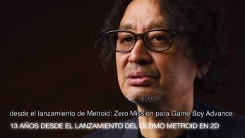 Vídeos: Diarios del desarrollador de Super Mario Odyssey y Metroid: Samus Returns