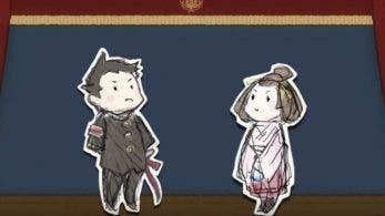 [Act.] Nuevos vídeos promocionales de The Great Ace Attorney 2