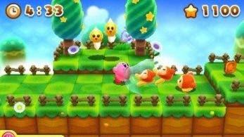 Nintendo nos muestra la importancia de los combos en Kirby's Blowout Blast en este corto
