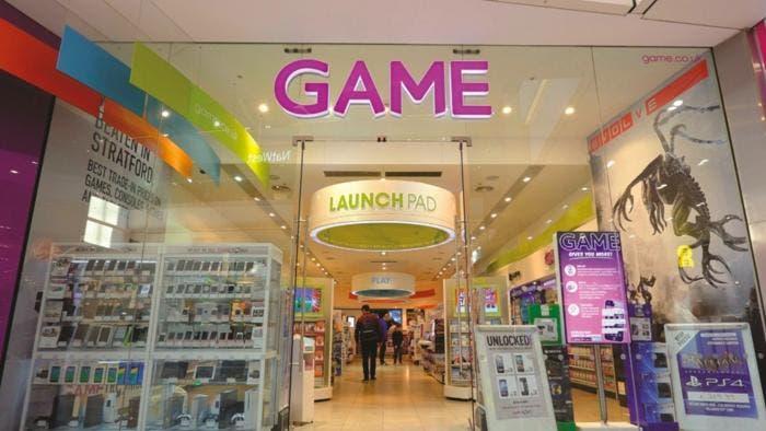 GAME UK culpa a Nintendo de sus malos resultados financieros