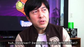 Suda51 se suma a la crítica e irónica conferencia de Devolver Digital en el E3
