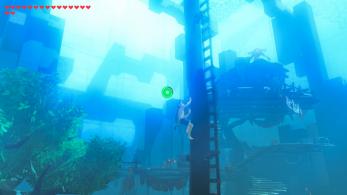 Ya han logrado superar el Santuario de la Espada de Zelda: Breath of the Wild