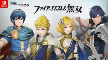 Ya disponibles los sitios web oficiales de Monster Hunter XX Nintendo Switch Ver. y Fire Emblem Warriors