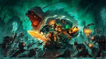 [Act.] Battle Chasers: Nightwar para Switch será jugable por primera vez en la Gamescom 2017, nuevo tráiler