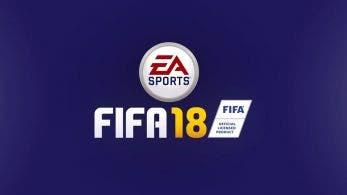 [Act.] FIFA 18 llegará a Nintendo Switch el 29 de septiembre