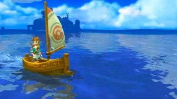 La demo de Oceanhorn estará disponible en Nintendo Switch este mismo jueves