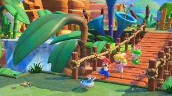 Nuevos gameplays de LEGO Worlds y Mario + Rabbids Kingdom Battle