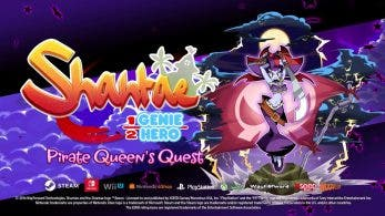 Echa un vistazo a este gameplay del DLC Pirate Queen's Quest para Shantae: Half-Genie Hero