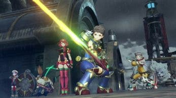 [Act.] Xenoblade Chronicles 2 confirmado para Switch en navidades