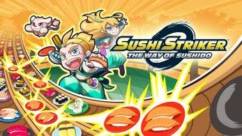 Se filtra una versión para Nintendo Switch de Sushi Striker: The Way of Sushido