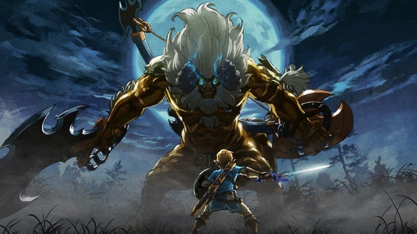 El Director De Arte De Zelda Breath Of The Wild Explica Por