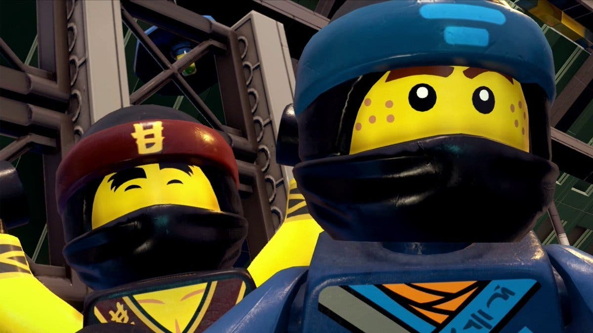 Anunciado The LEGO Ninjago Movie Video Game para Nintendo Switch
