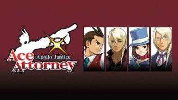 Apollo Justice: Ace Attorney llegará a la eShop de 3DS en noviembre