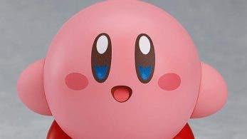 Good Smile lanzará de nuevo la Nendoroid de Kirby y revela la nueva Nendoroid de Kirby Hielo