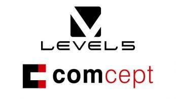Level-5 adquiere Comcept