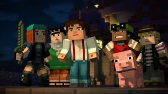 Minecraft: Story Mode – Season Two podría anunciarse pronto para Switch