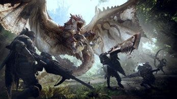 Capcom explica por qué Monster Hunter World no se llama Monster Hunter 5