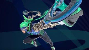 Ninjara protagoniza el último tráiler de ARMS
