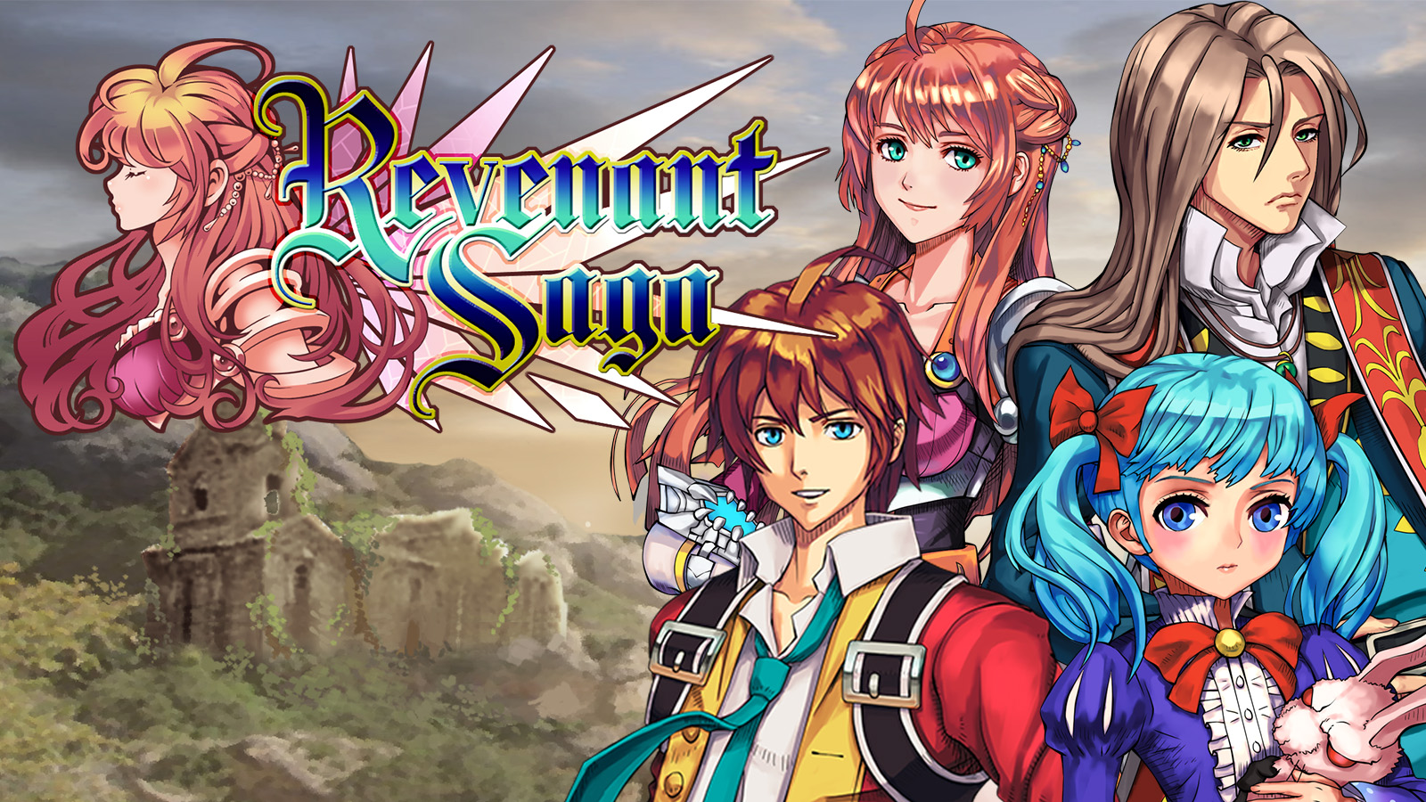 Image result for revenant saga wii u