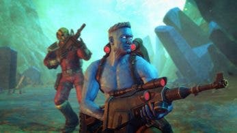 [Act.] Primeros 20 minutos de juego de Rogue Trooper Redux en Nintendo Switch