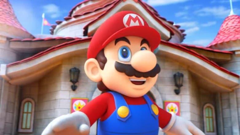 Nuevo tráiler de Super Nintendo World, se confirma 'Mario Kart'