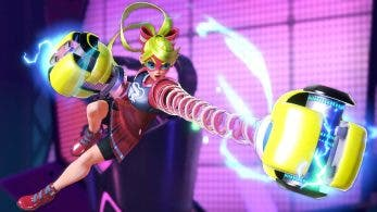 Ribbon Girl obtuvo el mayor porcentaje de victorias en la pasada ARMS Global Testpunch
