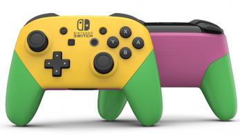 ColorWare ofrece el Pro Controller de Switch con colores personalizados
