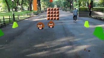 Recrean el Mundo 1-1 de Super Mario Bros. para Hololens