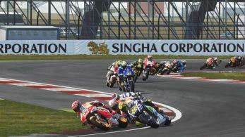 MotoGP podría llegar a Nintendo Switch el año que viene