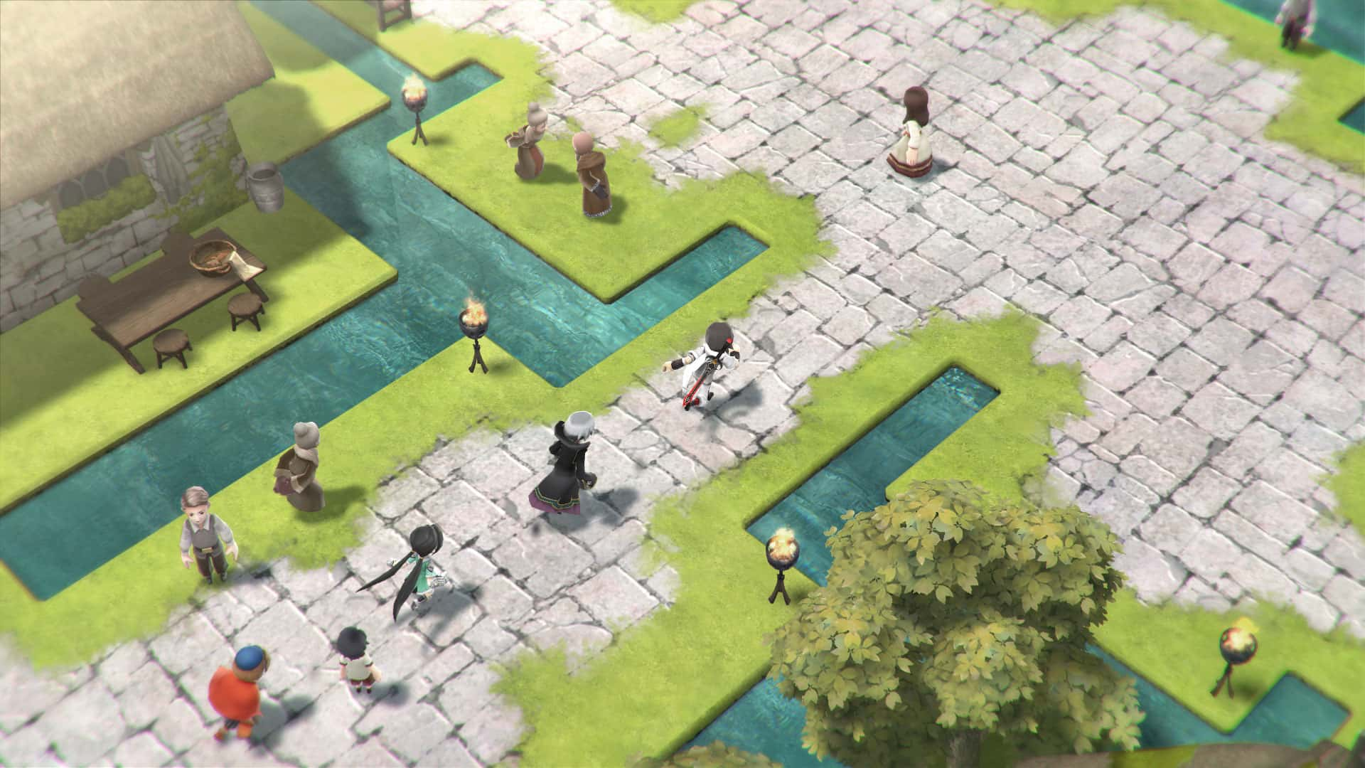 Lost Sphear se luce en 15 minutos de gameplay
