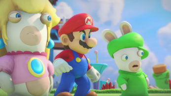 Nuevo gameplay de Mario+Rabbids Kingdom Battle y entrevista con Miyamoto