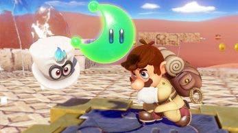 Conocemos el enorme número de Lunas que pueden llegar a tener algunos niveles de Super Mario Odyssey