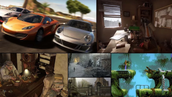 Microïds anuncia Gear.Club, Blacksad, la serie Syberia y Flashback – Remastered Edition para Switch