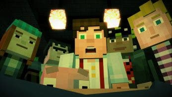 Amazon lista Minecraft: Story Mode – Season Two para Switch