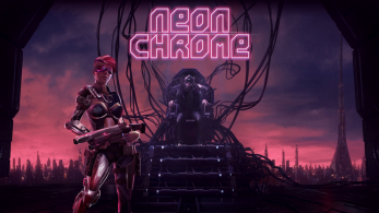 [Act.] Ya está disponible el DLC de pago Arena para Neon Chrome en Nintendo Switch
