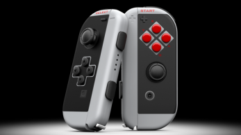 ColorWare anuncia estos geniales Joy-Con de Switch inspirados en NES