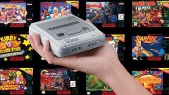 Nintendo ha enviado 1,7 millones de unidades de SNES Classic desde el 30 de septiembre