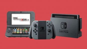 Switch ha superado en ventas totales a Nintendo 3DS