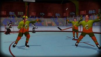 Old Time Hockey no será lanzado para Switch