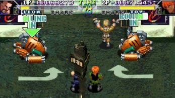 Shock Troopers 2nd Squad de Neo Geo llega mañana a la eShop de Switch