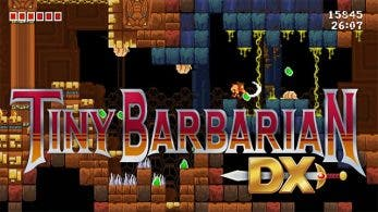 Nicalis confirma Tiny Barbarian DX e Ittle Dew 2 para Switch