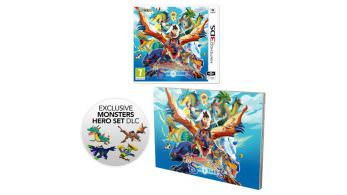 La Nintendo UK Store está ofreciendo este genial Monster Hunter Stories Fan Pack