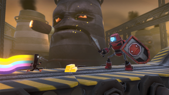 Runner3 nos presenta a Mechiknight