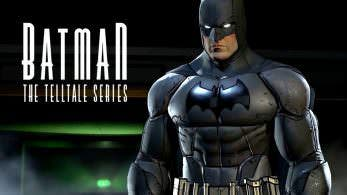 FNAC lista Batman: The Telltale Series para Nintendo Switch